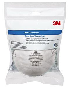 5 Pack Home Dust Mask