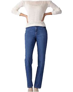 Women's Instantly Slim Relaxed Fit Straight Leg Jean