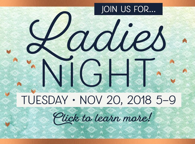 CAL Ranch Ladies Night Invite Prize Drawing Giveaway Tuesday