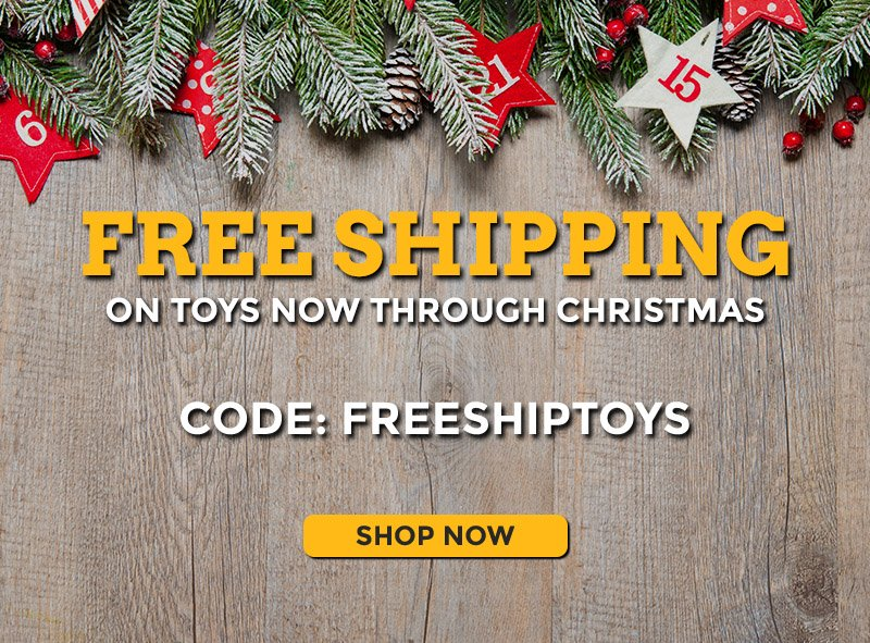 Free Toy Shipping CAL RANCH